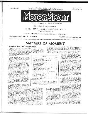 Page 7 of January 1964 archive issue thumbnail