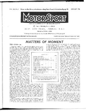 Page 11 of January 1966 archive issue thumbnail