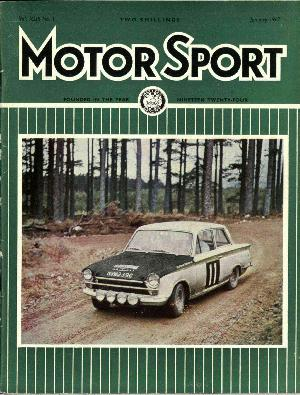 Cover image for January 1967