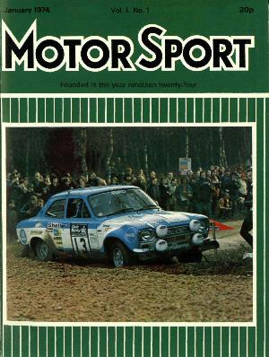 Cover of archive issue January 1974