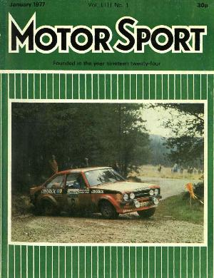 Cover image for January 1977