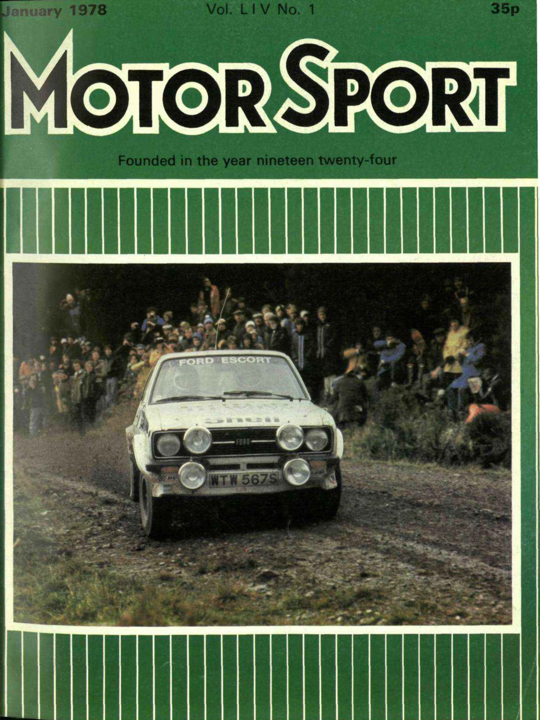 Cover image for January 1978