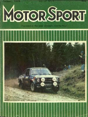 Cover image for January 1979