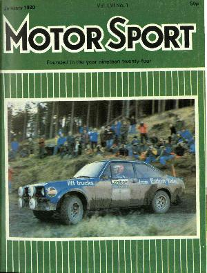 Cover image for January 1980