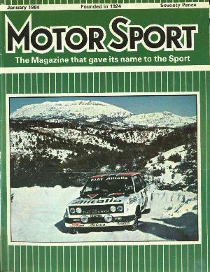 Cover image for January 1984