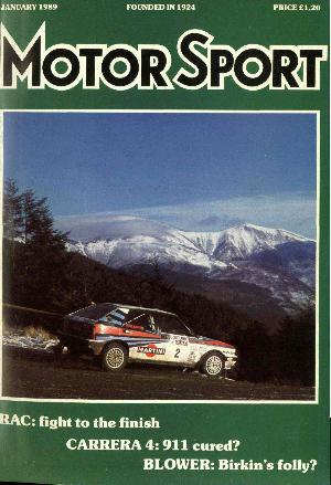 Cover image for January 1989