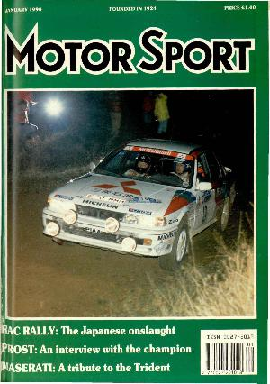 Cover image for January 1990