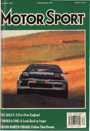 Cover of archive issue January 1991