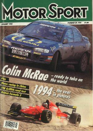 Cover image for January 1995