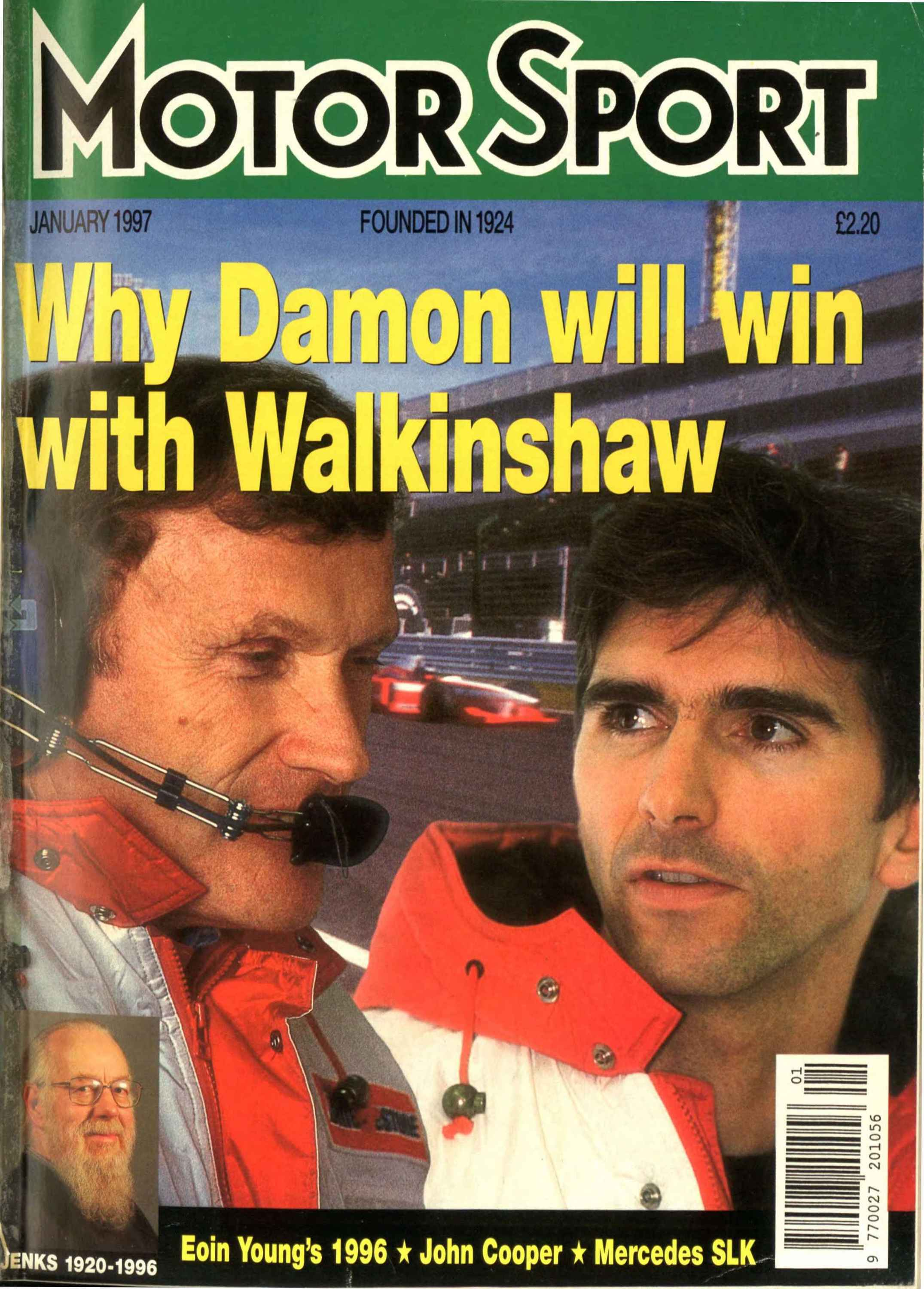 Cover image for January 1997