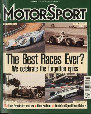 Cover image for January 1999