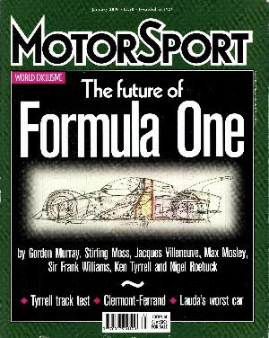 Cover image for January 2000