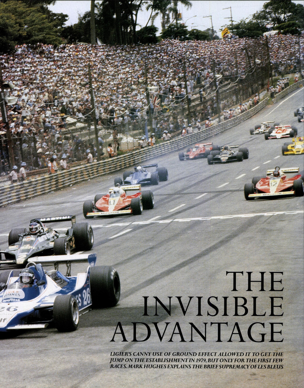 The invisible advantage image