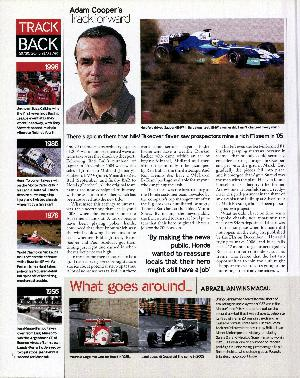 Page 20 of January 2006 archive issue thumbnail