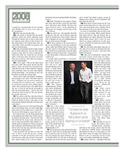 Archive issue January 2009 page 58 article thumbnail