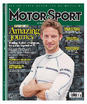 Cover of archive issue January 2010