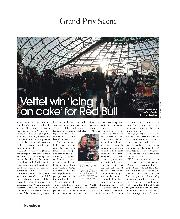 Page 14 of January 2011 issue thumbnail