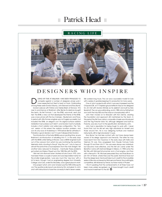 designers who inspire image