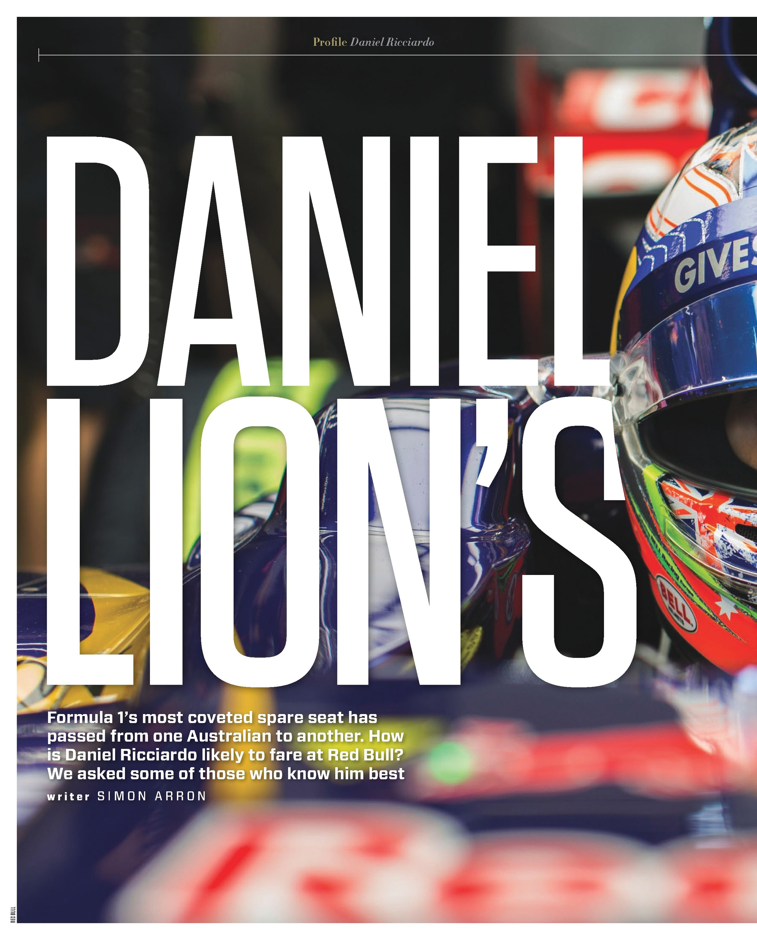 Daniel in the lion's den image