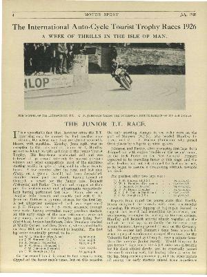 Page 4 of July 1926 archive issue thumbnail