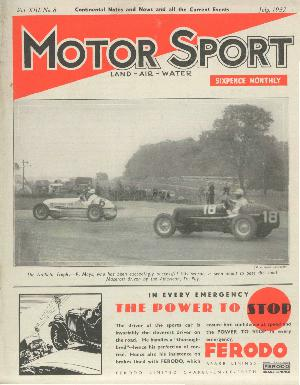 Cover of archive issue July 1937