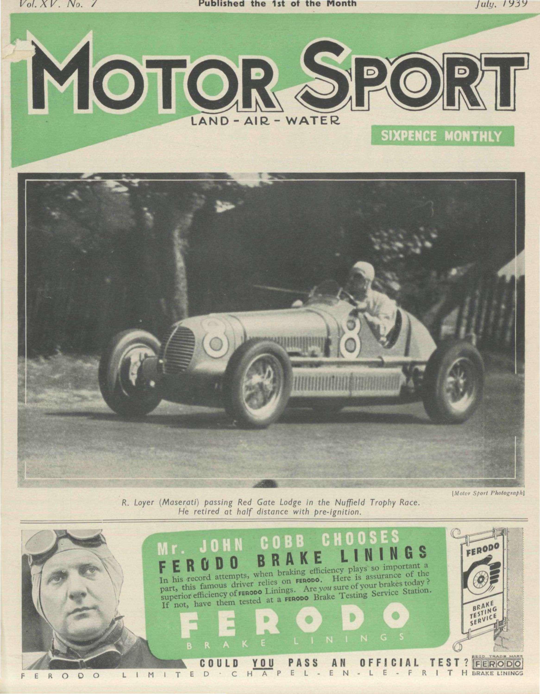 Arthur Bonnet Le Mans les 24 heures du mans - motor sport magazine