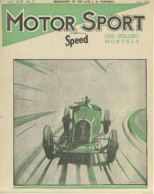 Cover image for July 1941