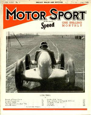 Cover of archive issue July 1946