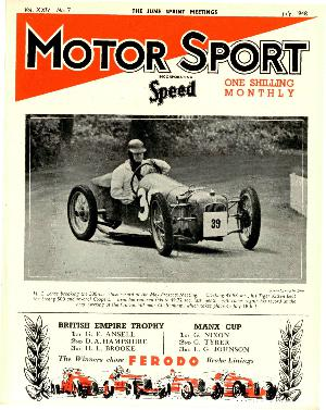 Cover image for July 1948