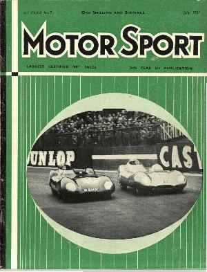 Cover image for July 1957