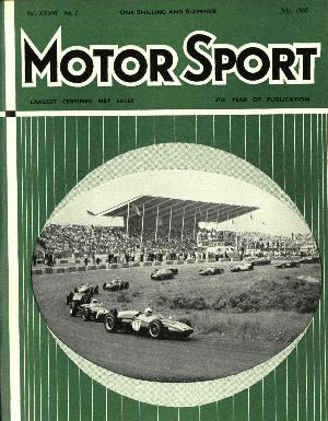 Cover of archive issue July 1960