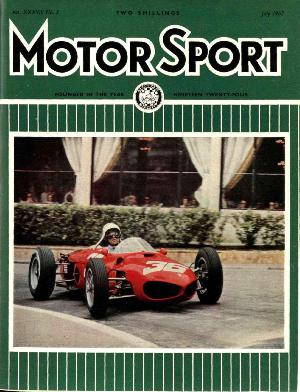 Cover of archive issue July 1962