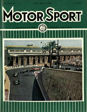Cover image for July 1963