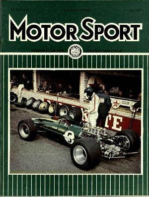 Cover image for July 1967