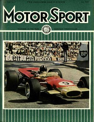 Cover image for July 1968