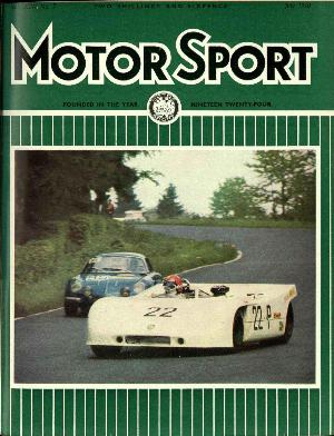 Cover of archive issue July 1970