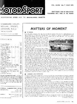 Page 23 of July 1972 archive issue thumbnail