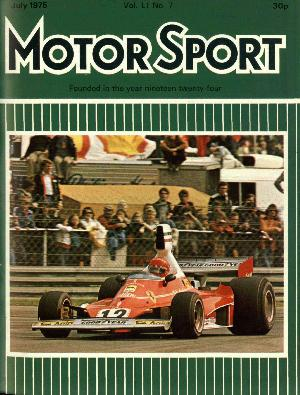 Cover image for July 1975