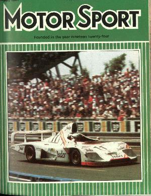 Cover of archive issue July 1981
