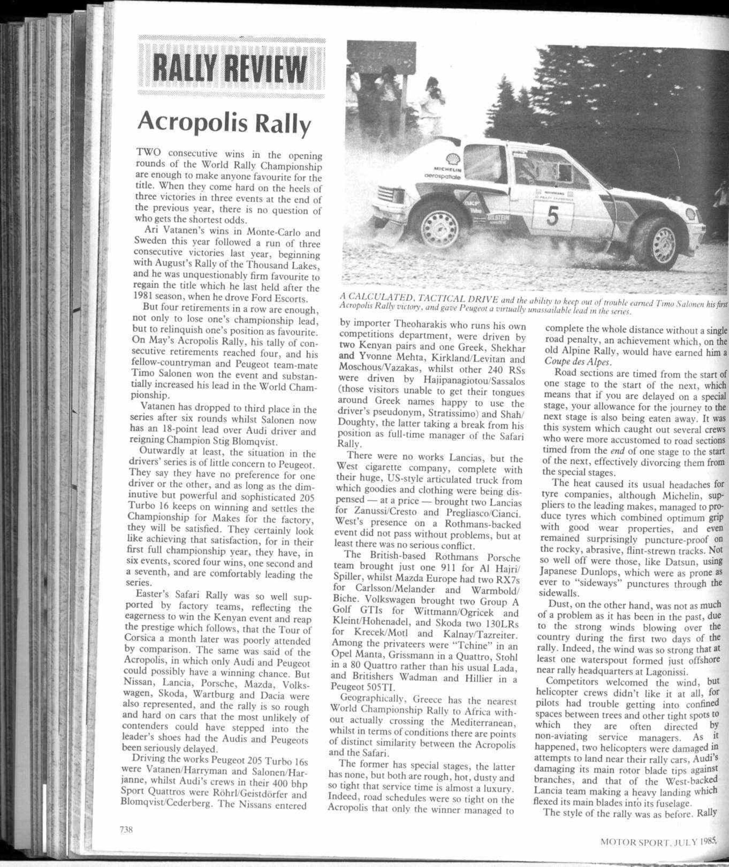 rally review acropolis rally image