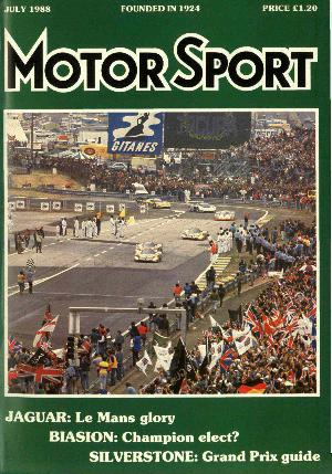 Cover image for July 1988