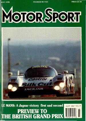 Cover image for July 1990