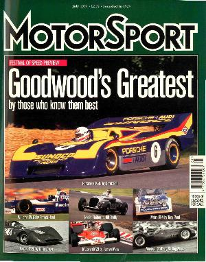 Cover image for July 1997