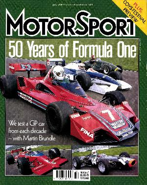 Cover image for July 2000