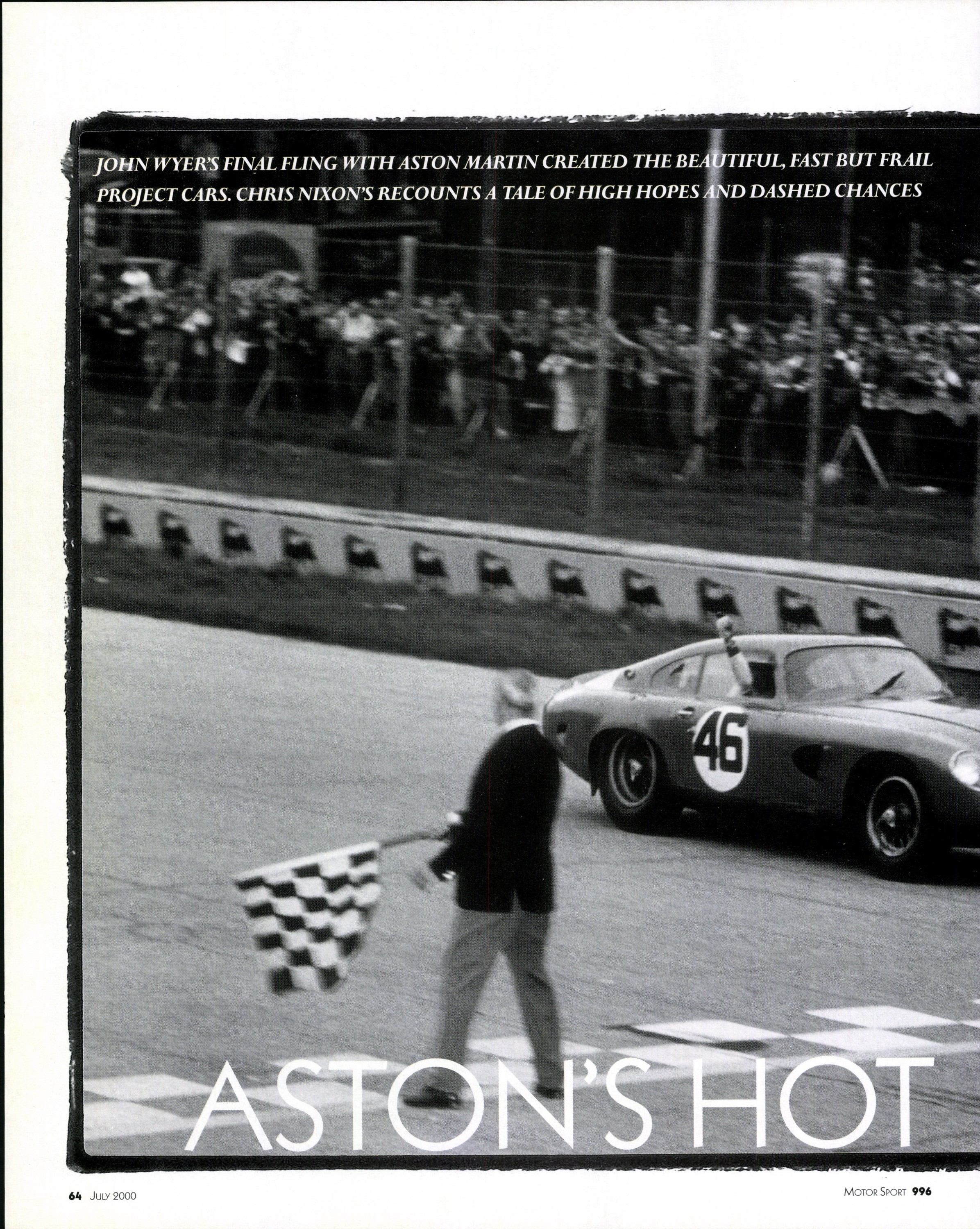 john wyers final with aston martin created the bea image