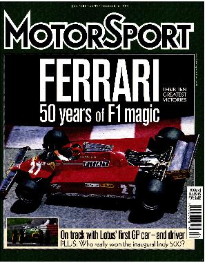 Cover image for July 2001