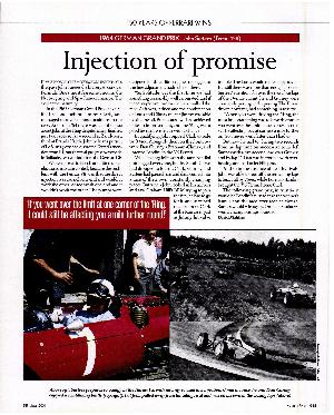 Page 38 of July 2001 archive issue thumbnail