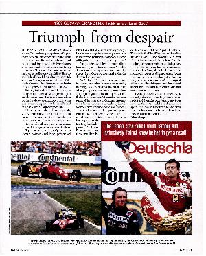 Page 43 of July 2001 archive issue thumbnail