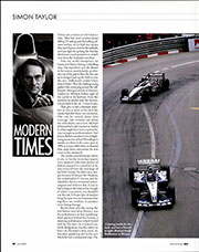 Page 20 of July 2003 issue thumbnail