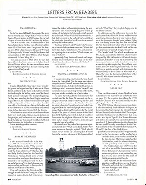 Page 13 of July 2003 archive issue thumbnail